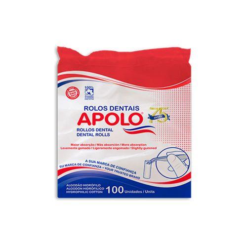 Rolete de Algodão Apolo