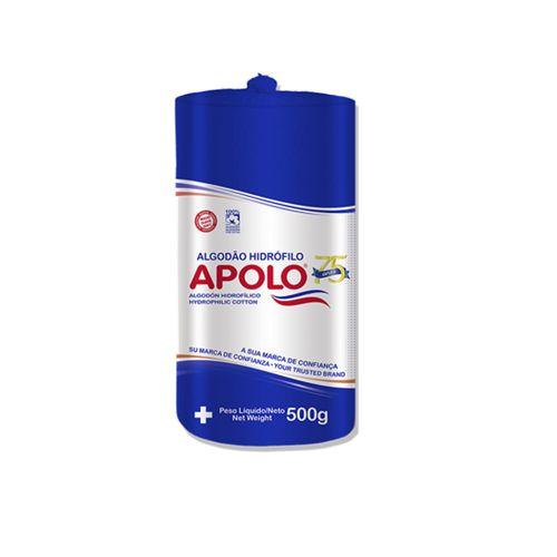 Algodão Rolo 500g Apolo